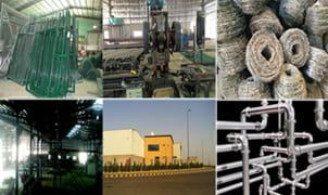 Security fencing system   Security Fencing Products UAE